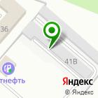Местоположение компании Кама