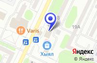 Схема проезда до компании САЛОН ОПТИКА в Нижнекамске
