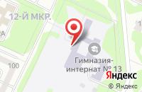 Схема проезда до компании Аппарат мировых судей г. Нижнекамска в Нижнекамске