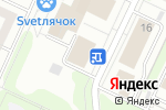 Схема проезда до компании Магазин в Нижнекамске