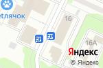 Схема проезда до компании Implozia в Нижнекамске
