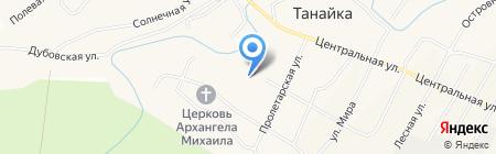Дом культуры на карте Танайки