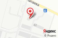 Схема проезда до компании Славяне и К в Елабуге