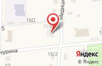 Схема проезда до компании Стронтех в Заинске