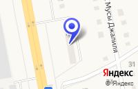 Схема проезда до компании ПРОДУКТОВЫЙ МАГАЗИН БАТЫР в Заинске