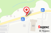 Схема проезда до компании АвтоСити в Елабуге