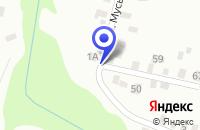 Схема проезда до компании ТФ СТРОЙМЕБЕЛЬ в Елабуге
