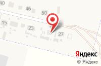 Схема проезда до компании Метеор в Заинске