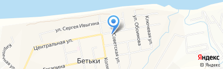 Лепная мастерская на карте Бетьков