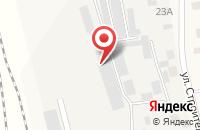 Схема проезда до компании ТНК Юсил в Круглом Поле