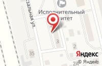 Схема проезда до компании СБЕРБАНК РОССИИ в Круглом Поле