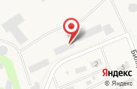 Схема проезда до компании Крупол в Круглом Поле