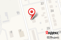 Схема проезда до компании Парикмахерская в Круглом Поле