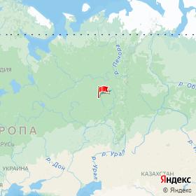 Weather station metio 1 in Kirs, Kirov Region, Russia