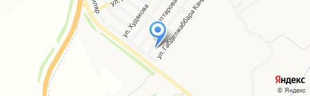 Изыскатель на карте Альметьевска