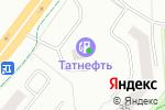 Схема проезда до компании Tatneft в Альметьевске