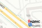 Схема проезда до компании Лада в Альметьевске