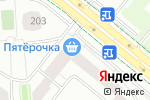 Схема проезда до компании Пятёрочка в Альметьевске
