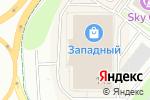 Схема проезда до компании Впрок в Альметьевске