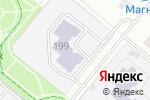 Схема проезда до компании Планета детства в Альметьевске