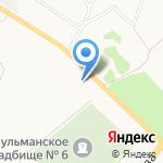 Строй Сити на карте Альметьевска