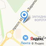 FoRRoom на карте Альметьевска