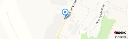 ТехноНИКОЛЬ на карте Альметьевска