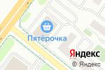 Схема проезда до компании Астерикс в Альметьевске