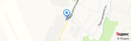 АЛЬЯНС АГРЕГАТ СЕРВИС на карте Альметьевска