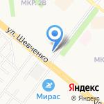 Вита-экспресс на карте Альметьевска