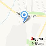 АльметьевскАгроХимСервис на карте Альметьевска