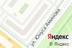 Схема проезда до компании Орбита+ в Альметьевске