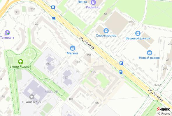 ЖК ул. Ленина, 191