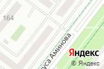 Схема проезда до компании Удобный в Альметьевске