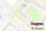 Схема проезда до компании Альметьевская центральная районная больница в Альметьевске