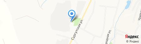 ТАТБУРТРАНС на карте Альметьевска