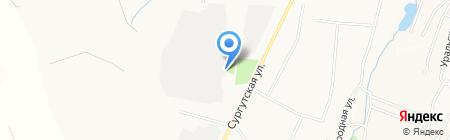 ЭКОСИСТЕМЫ на карте Альметьевска