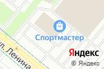 Схема проезда до компании Спортмастер в Альметьевске