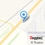Авто-1 на карте Набережных Челнов