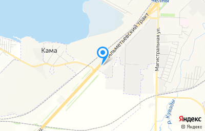Местоположение на карте пункта техосмотра по адресу Респ Татарстан, Тукаевский р-н, с Мелекес, ул Центральная, д 9