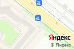 Схема проезда до компании L`ambre в Альметьевске