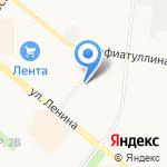 Татарская кухня на карте Альметьевска