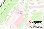 Схема проезда до компании Скорая медицинская помощь в Альметьевске