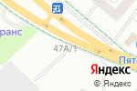 Схема проезда до компании Гюзель в Альметьевске