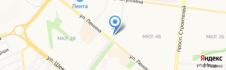 ЛОМБАРДЪ на карте Альметьевска