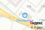 Схема проезда до компании Магазин штор в Альметьевске