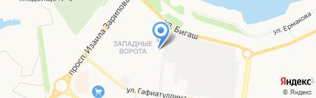 Арт Стом на карте Альметьевска