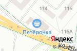 Схема проезда до компании Алтын Алма в Альметьевске
