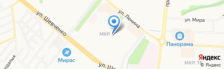 Стайл-Сити на карте Альметьевска