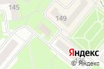 Схема проезда до компании Яшьлек в Альметьевске